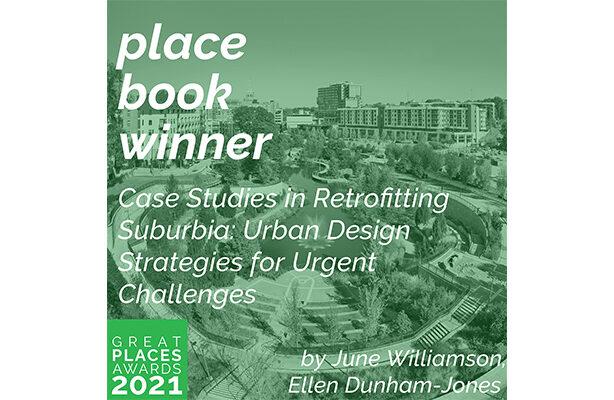 Place Book Winner Award