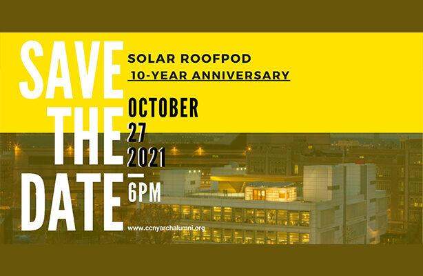 Roofpod 10 Year Sciame Lecture Graphic V2