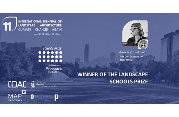 Landscape Biennal Prize