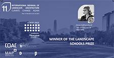 Landscape Biennal Prize Widget