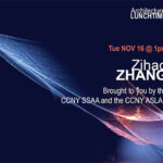 Lunchtime Lecture Zihao Zhanggraphic
